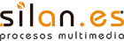 Silan Procesos Multimedia Sticky Logo