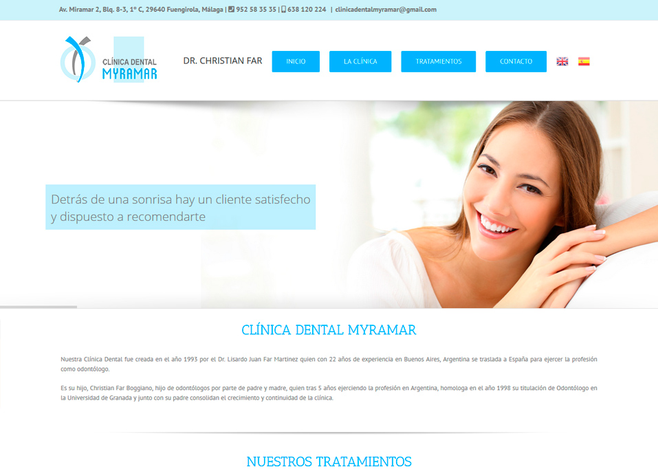 Clínica Dental Myramar
