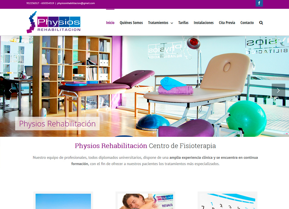 Physios Rehabitación